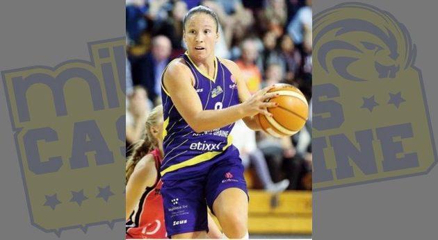 Marjorie carpreaux fera son retour à Braine la saison prochaine dans une équipe au format européen.