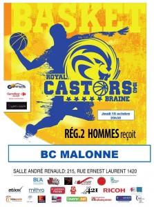 Castors Braine - Malonne