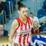 Albina Razheva : Power Forward 1,89m