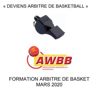 Formation Arbitre
